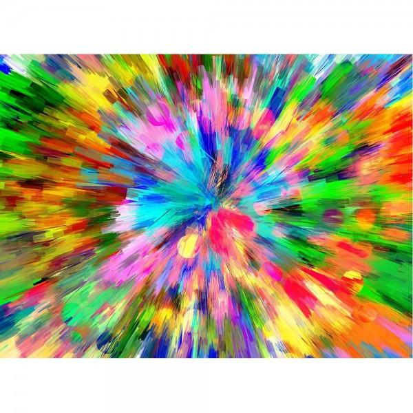Kolorowa linia wybuchu, 2000el.(HD) - Sklep Art Puzzle