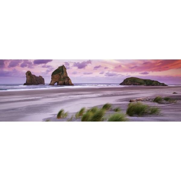 Plaża Wharariki, Alexander von Humboldt - Sklep Art Puzzle