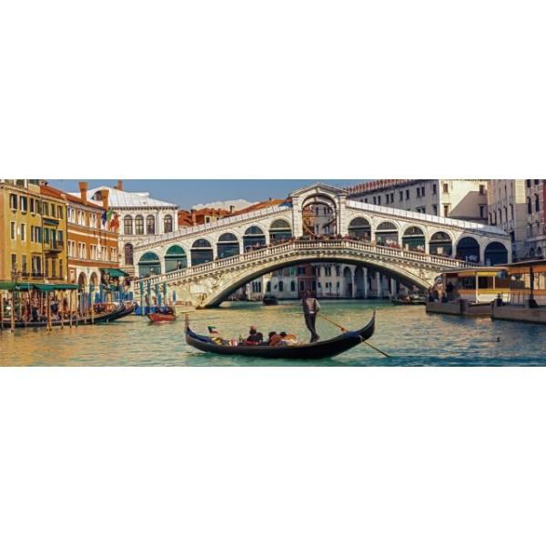 Most Rialto w Wenecji( panorama), Alexander von Humboldt - Sklep Art Puzzle