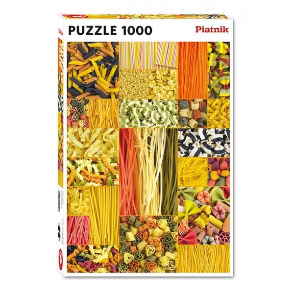 Makarony (1000el.) - Sklep Art Puzzle