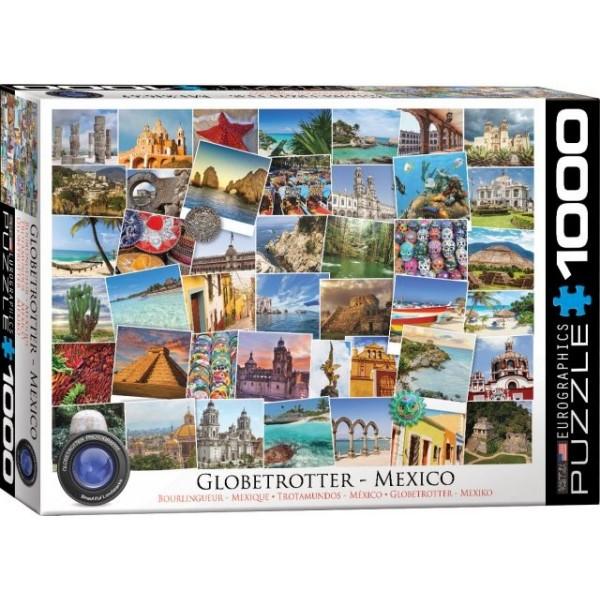 Globtroter, Meksyk (1000el.) - Sklep Art Puzzle