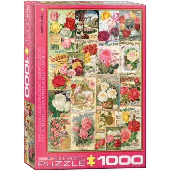 Nasiona róż (1000el.) - Sklep Art Puzzle