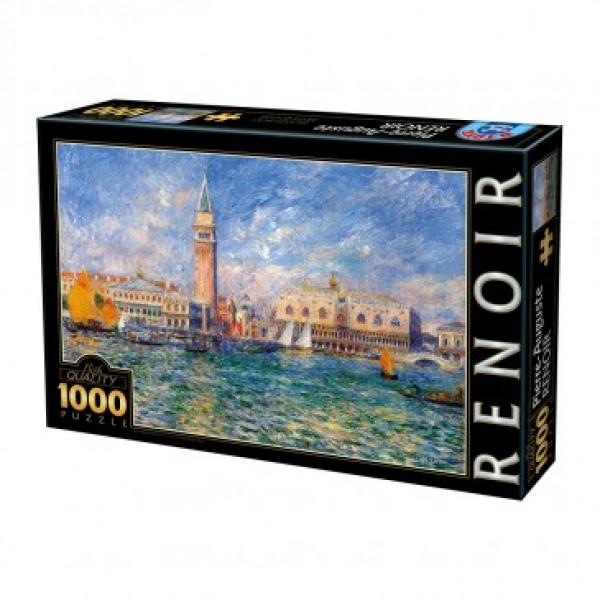 Pałac w Wenecji, Renoir - Sklep Art Puzzle