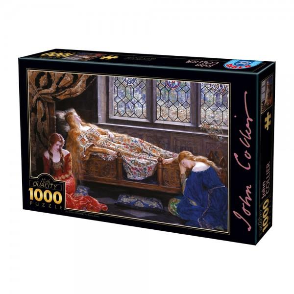 Śpiące piękności, Collier - Sklep Art Puzzle