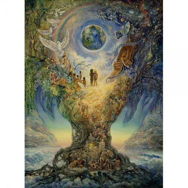 Drzewo Millenium (2000el.) - Sklep Art Puzzle