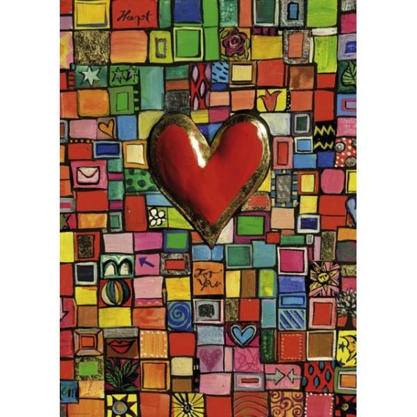 Serce dla ciebie - Sklep Art Puzzle