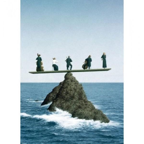 Quintet - Sklep Art Puzzle