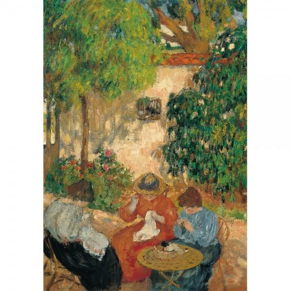 Kobiety w ogrodzie, Andre - Sklep Art Puzzle