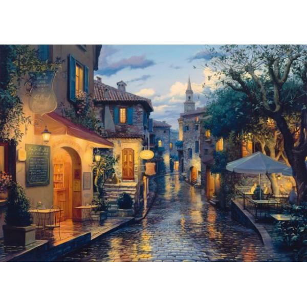 Magiczny wieczór, Lushpin - Sklep Art Puzzle