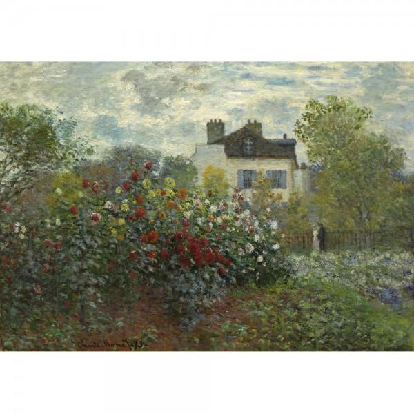 Ogród artysty, Monet - Sklep Art Puzzle