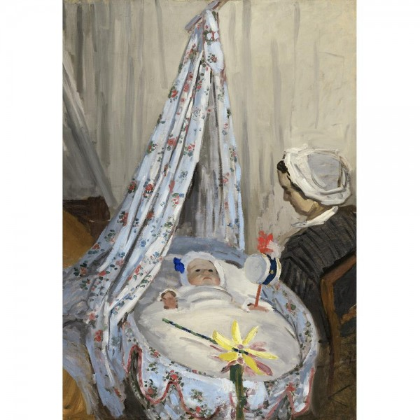 Kolebka, Monet - Sklep Art Puzzle