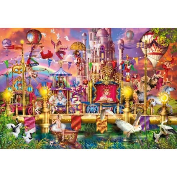 Magiczna parada (2000el.) - Sklep Art Puzzle