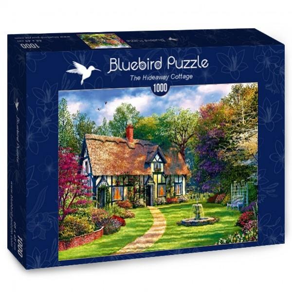 Dom z pięknym ogrodem, Dominic Davison (1000el.) - Sklep Art Puzzle