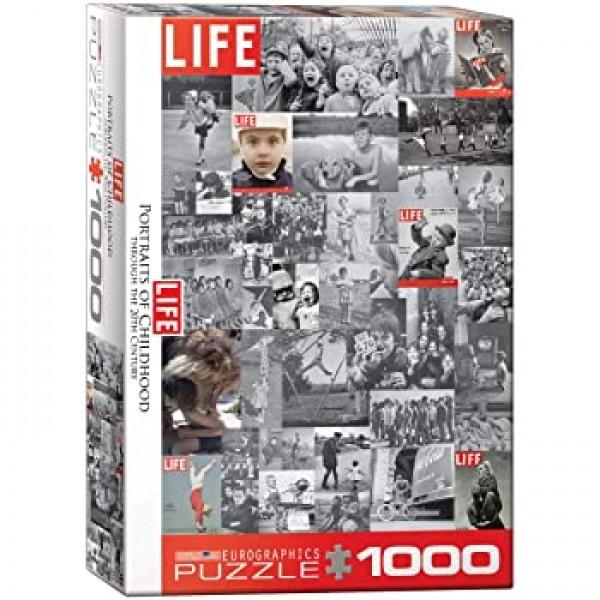 Zdjęcia dzieci, Wiek XX (1000el.) - Sklep Art Puzzle