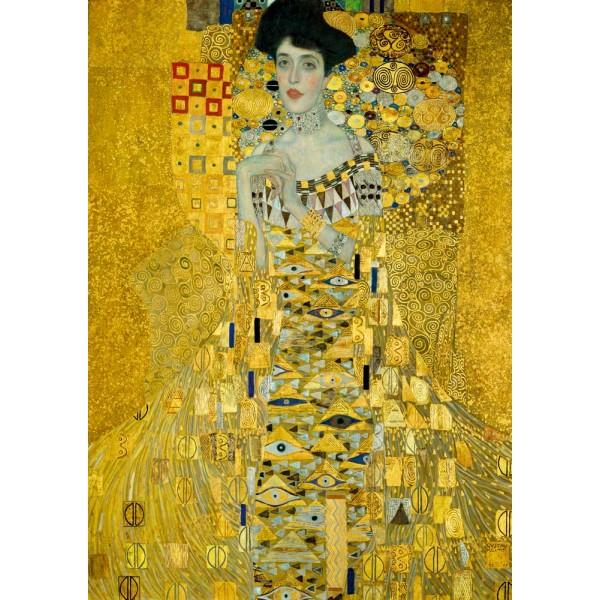 Adele Bloch-Bauer I, Gustav Klimt, 1907 (1000el.) - Sklep Art Puzzle