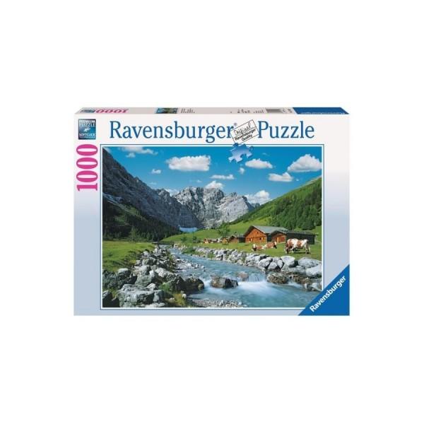 Austria, Góry Karwendel (1000el.) - Sklep Art Puzzle