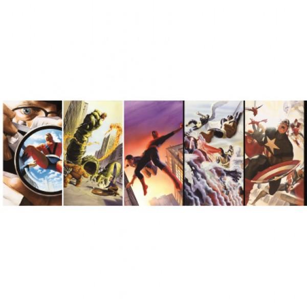 Marvel-panorama (1000el.) - Sklep Art Puzzle