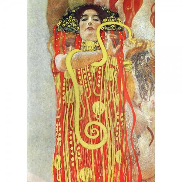 Medycy I, Klimt - Sklep Art Puzzle