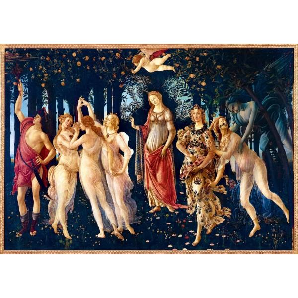 Wiosna, Botticelli 1482 (1000el.) - Sklep Art Puzzle