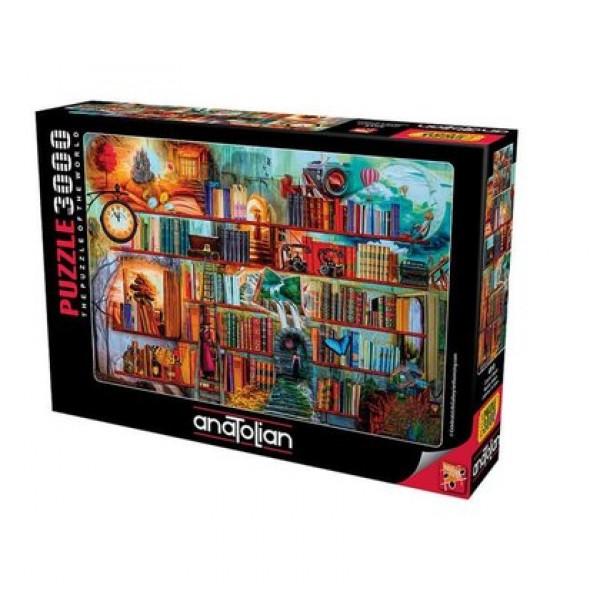 Biblioteka (3000el.) - Sklep Art Puzzle