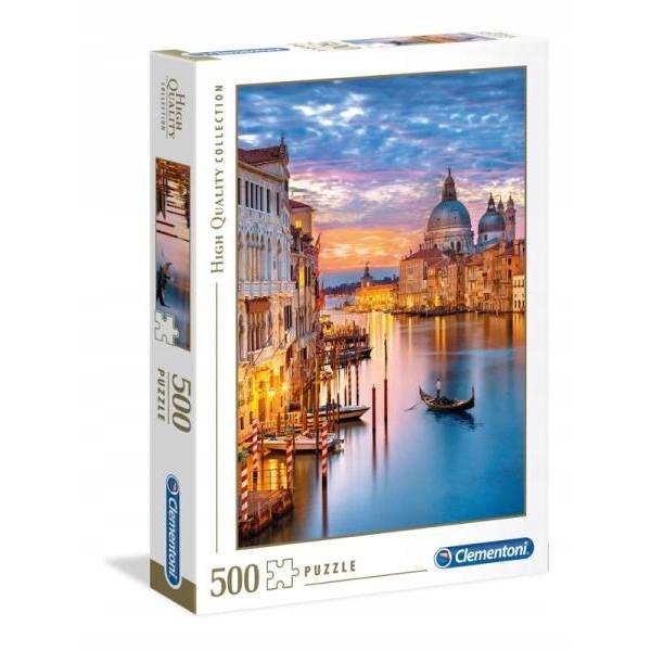 Włochy, Wenecja (500el.) - Sklep Art Puzzle