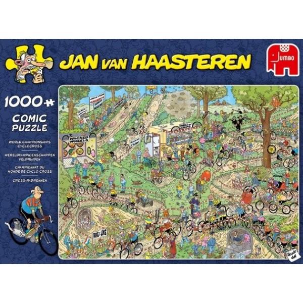 Mistrzostwa Świata w kolarstwie przełajowym, Jvh (1000el.) - Sklep Art Puzzle