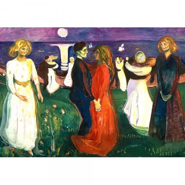 Taniec życia, Munch - Sklep Art Puzzle