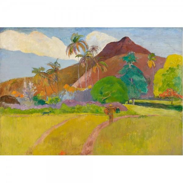 Tahiti, Gauguin - Sklep Art Puzzle