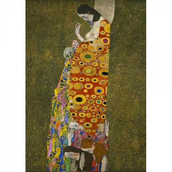 Nadzieja II, Klimt - Sklep Art Puzzle