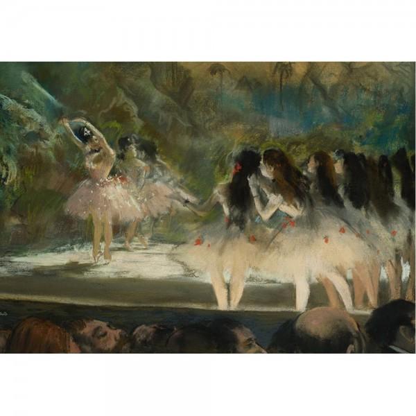 Balet w paryskiej operze, Degas - Sklep Art Puzzle