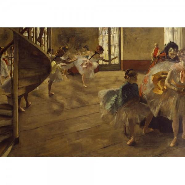 Próba tańca, Degas - Sklep Art Puzzle