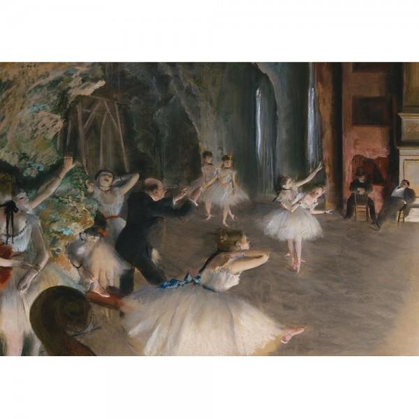 Próba przed premierą, Degas - Sklep Art Puzzle