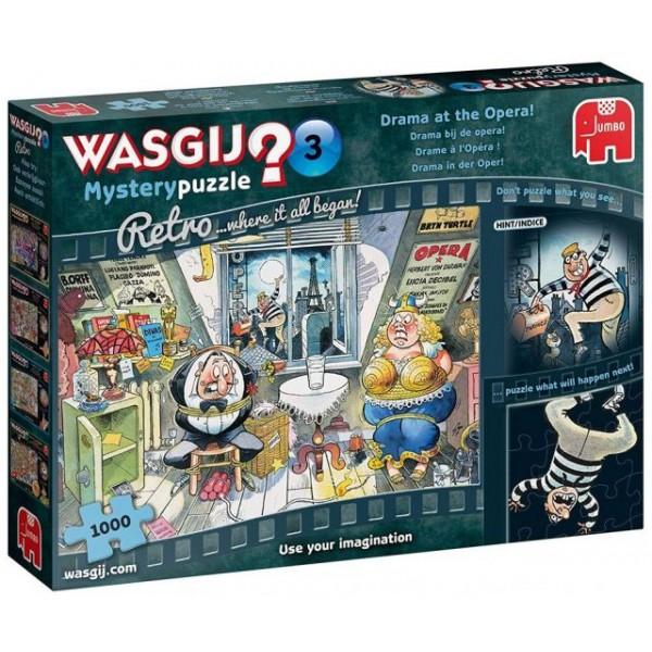 Wasgij?!, Dramat w operze (3) - Sklep Art Puzzle