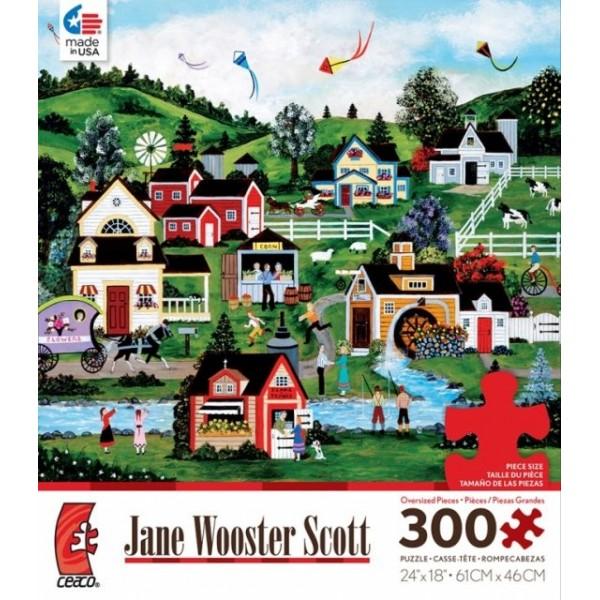 Perfekcyjny dzień, Jane Wooster Scott (XL) - Sklep Art Puzzle