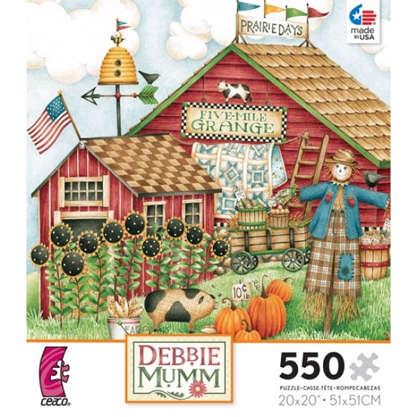 Farma, Debbie Mumm - Sklep Art Puzzle