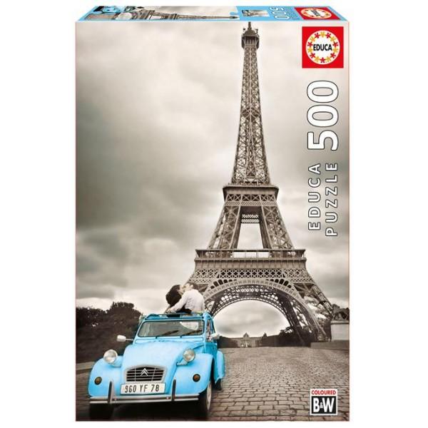 Paryż, Wieża Eiffla (Puzzle+klej) - Sklep Art Puzzle