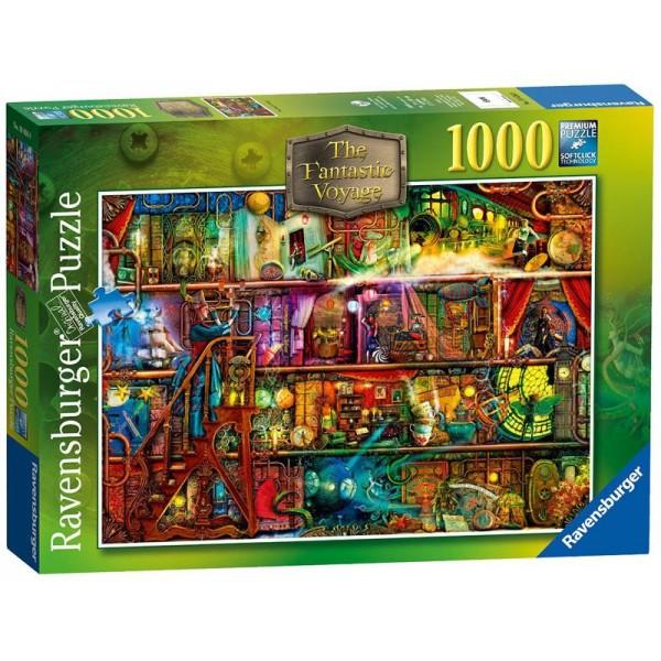 Fantastycza podróż - Sklep Art Puzzle