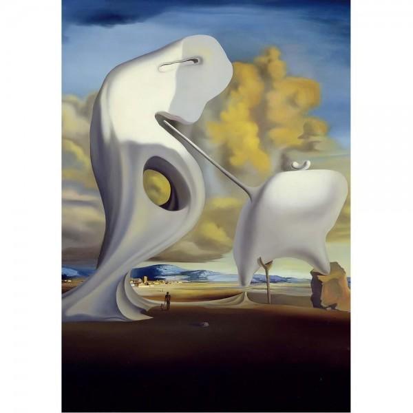 Architekt, Dali - Sklep Art Puzzle