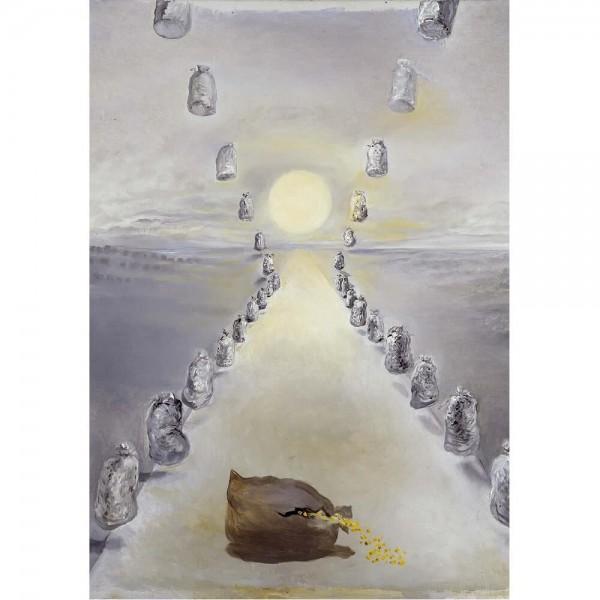 Droga Enigmy, Dali - Sklep Art Puzzle