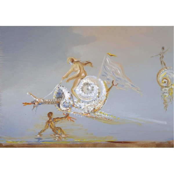 Anfitryt, Dali - Sklep Art Puzzle
