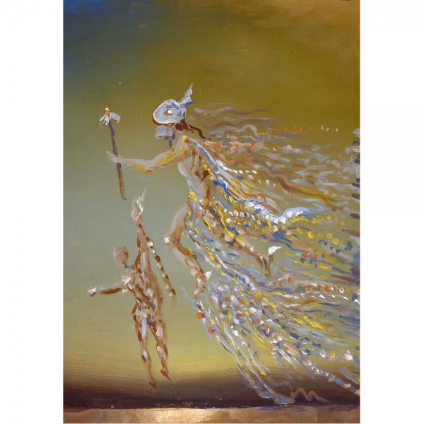 Hermes, Dali - Sklep Art Puzzle