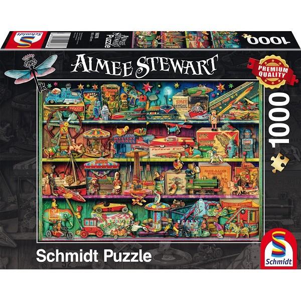 Magiczny świat zabawek, Aimee Stewart - Sklep Art Puzzle