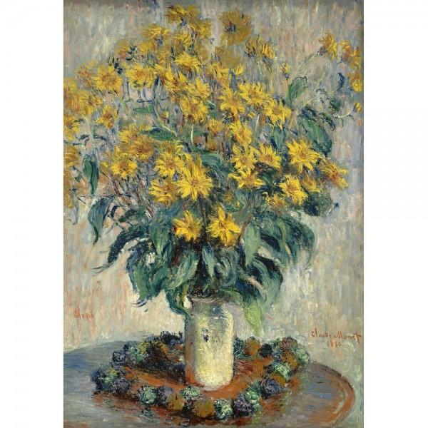 Kwiaty Jerozolimy, Monet - Sklep Art Puzzle