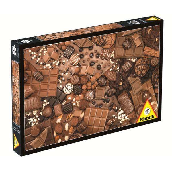Czekolada - Sklep Art Puzzle