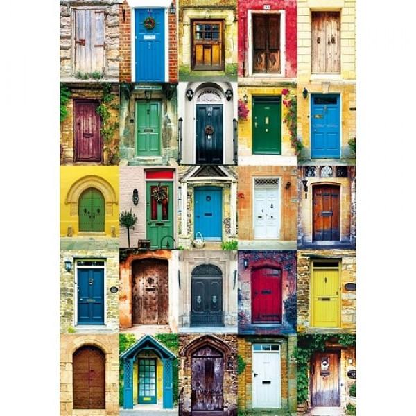 Drzwi - Sklep Art Puzzle