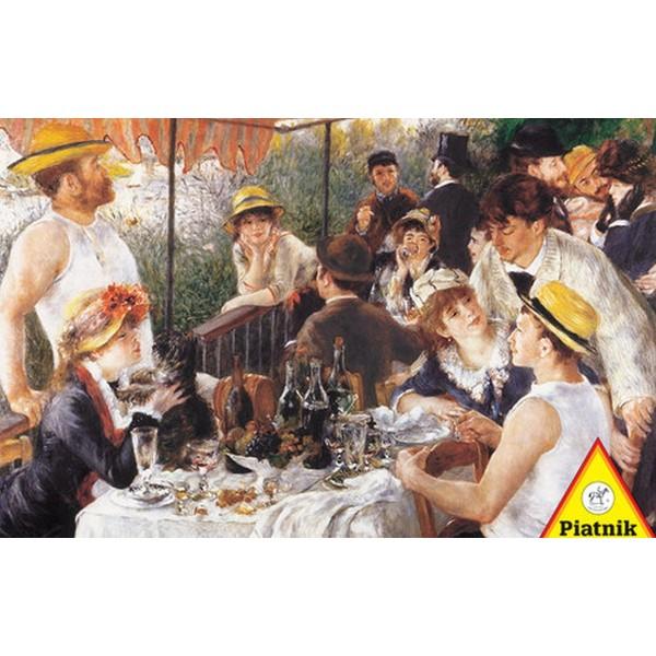 Śniadanie wioślarzy, Renoir - Sklep Art Puzzle