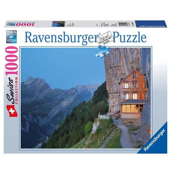 Aescher, Szwajcaria - Sklep Art Puzzle