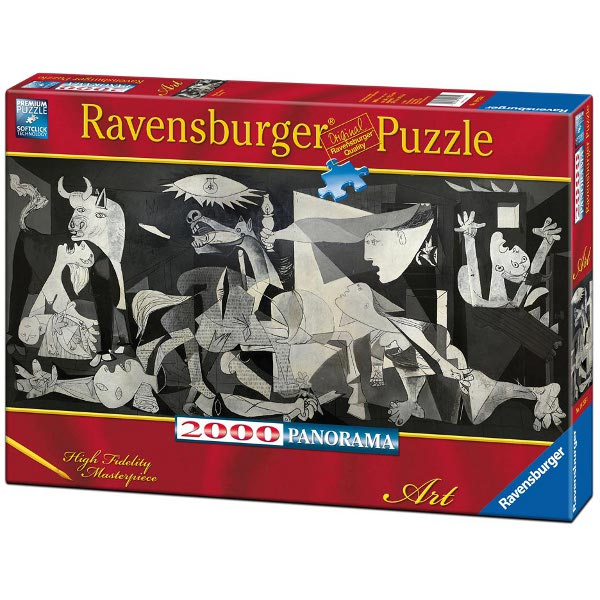 Guernica, Picasso - Sklep Art Puzzle