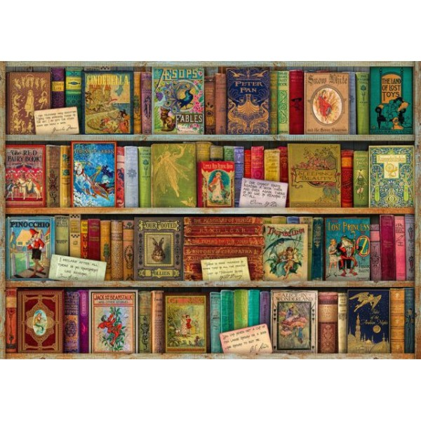 Domowa biblioteka - Sklep Art Puzzle