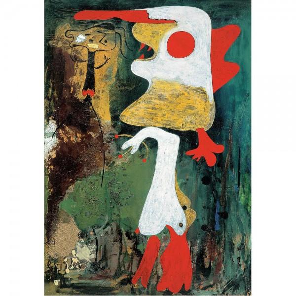Dwie osoby, Miro - Sklep Art Puzzle